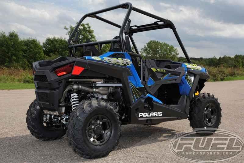 Rzr 900 Blue