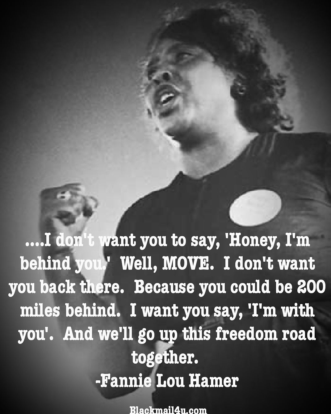 Delta sigma theta sorority inc soror fannie lou hamer quote