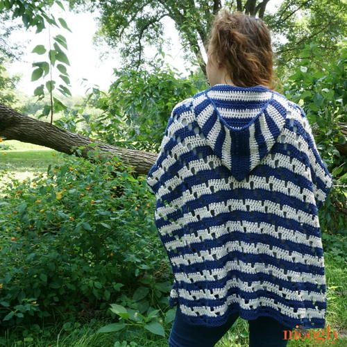 37 Free Crochet Poncho Patterns and Capelets   FaveCrafts.com