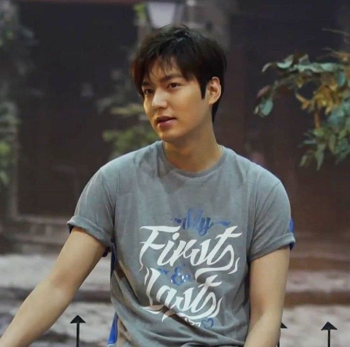 Lee Min Ho, Capture From Photoshoot For Bench, 2016