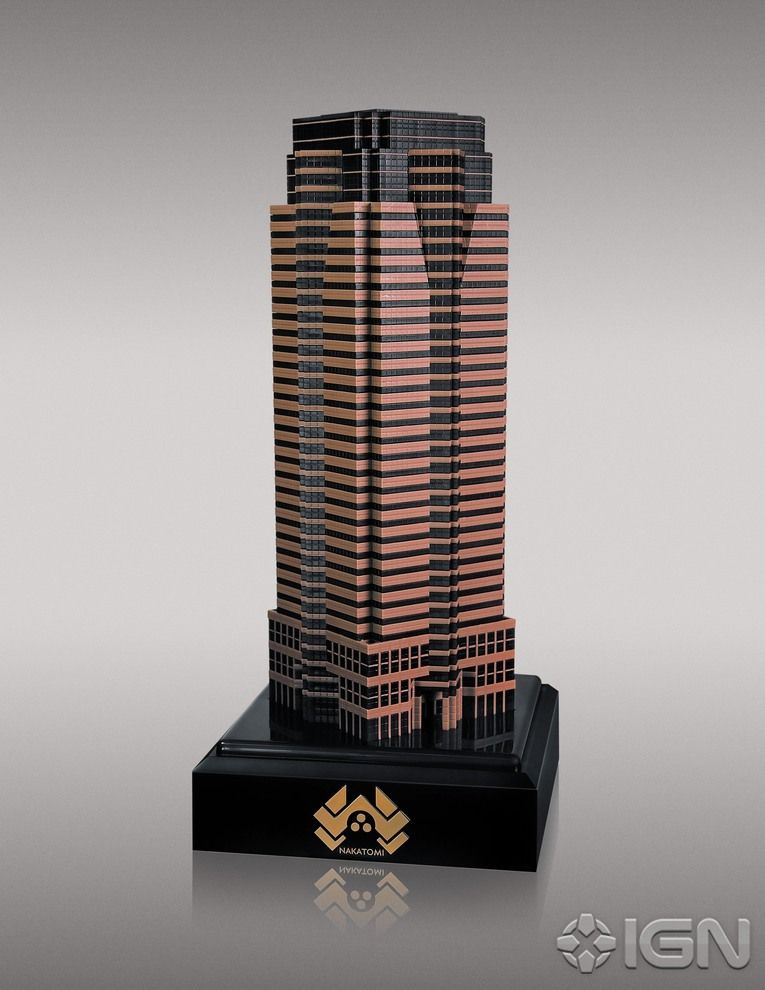 New Hard Collection Comes With Nakatomi Plaza Replica Ign