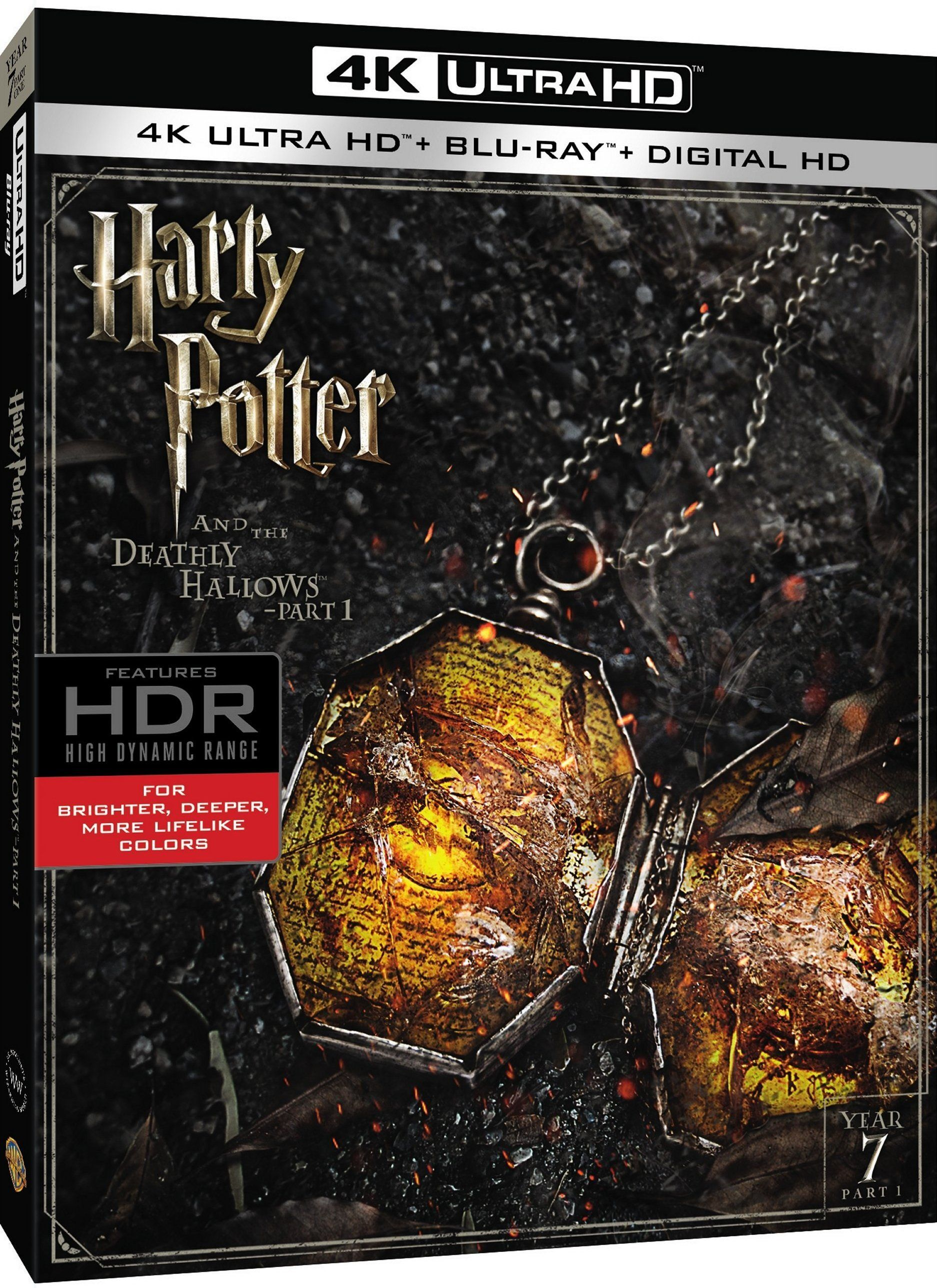 harry potter and the deathly hallows part 1 (2010) - hd 1080p