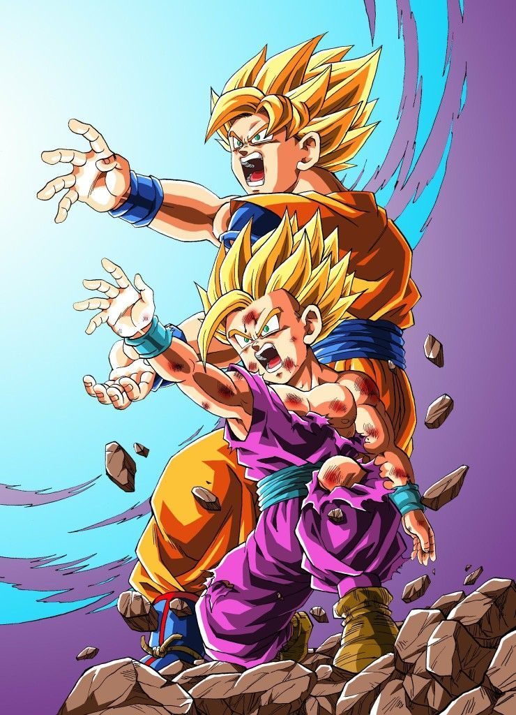 DBZ animated series episode of a fight - #animated #episode #fight #series - #Anime