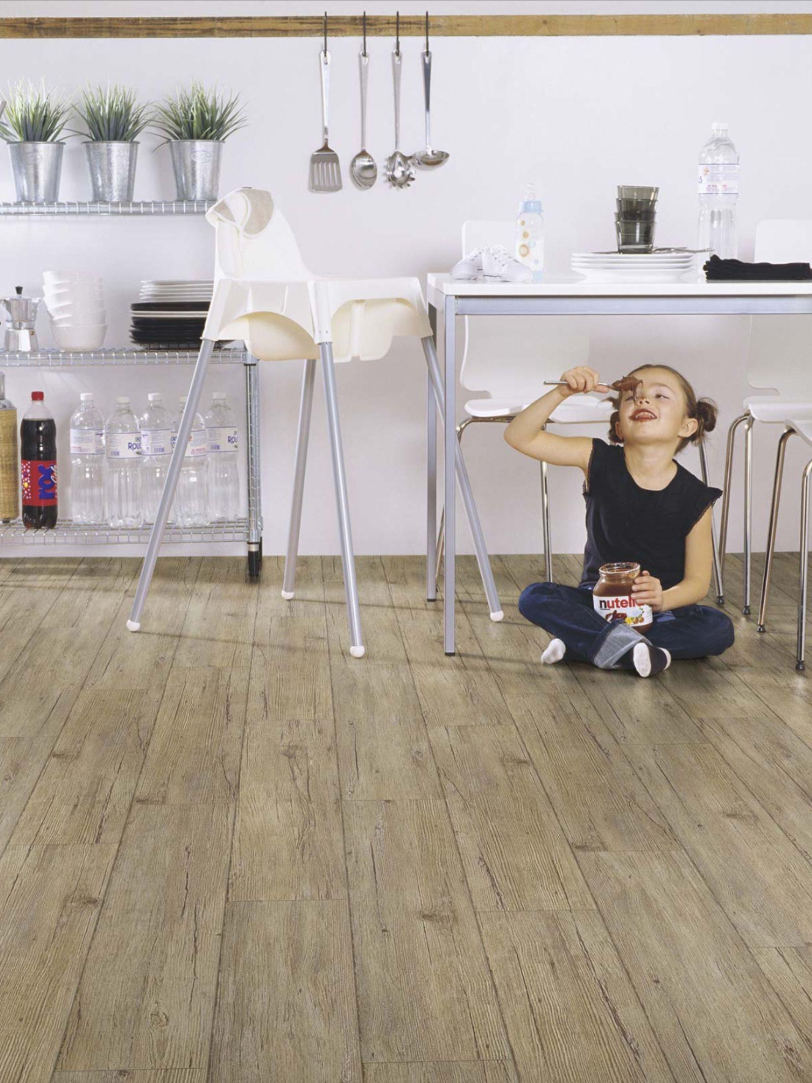 Selbstklebender Vinylboden in 18  Vinylboden, Küchen