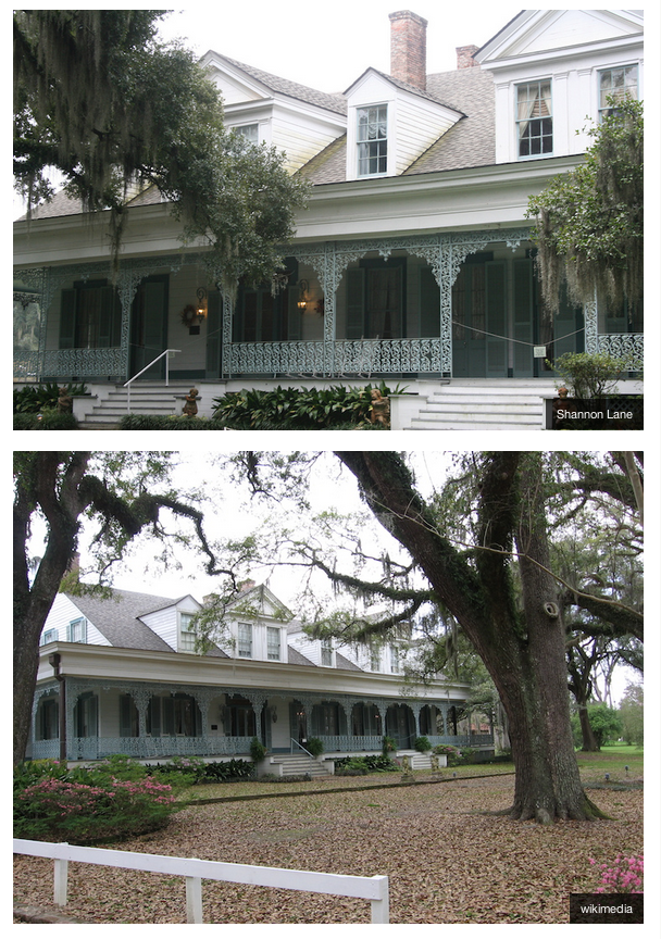 The Myrtles Plantation Haunted places, Haunted hotel