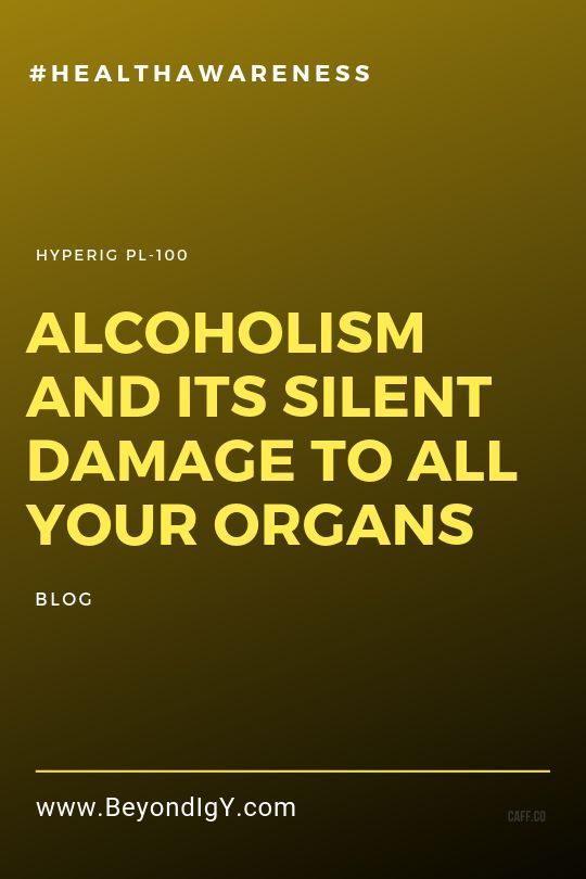 How chronic alcohol use will kill you #immunebalance #hyperigpl100 #hyperimmuneegg #health #healthyl...
