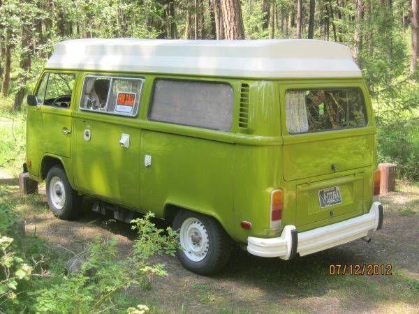 SOLD emailed $6850   Camper, Vans, Car