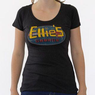 Borderlands 2: Ellie's Garage T-shirt from Gearbox ($20) | Gamer