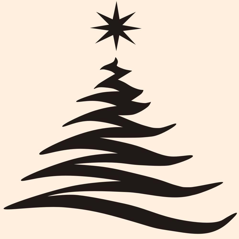 Christmas Tree Silhouette Christmas Tree Silhouette Silhouette Christmas Christmas Tree Outline