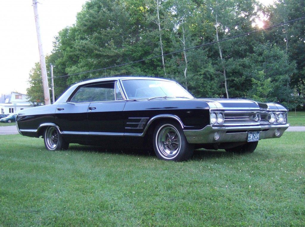 1965 Buick Wildcat Specifications