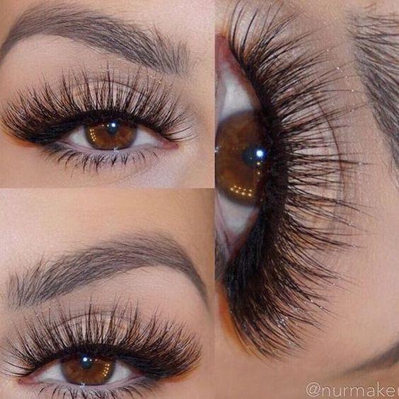 Cheap Eyelash Extensions Eyelash Serum Pinterest Lashes
