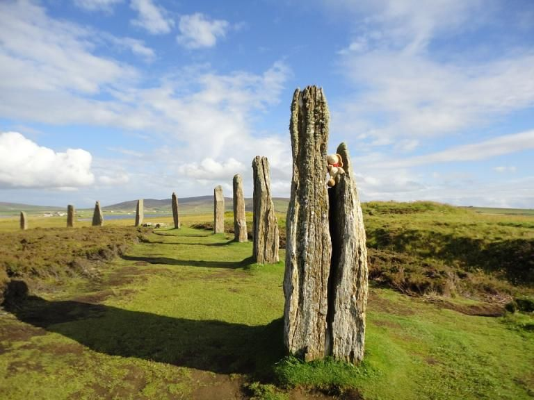 The Mysterious Orkney Islands