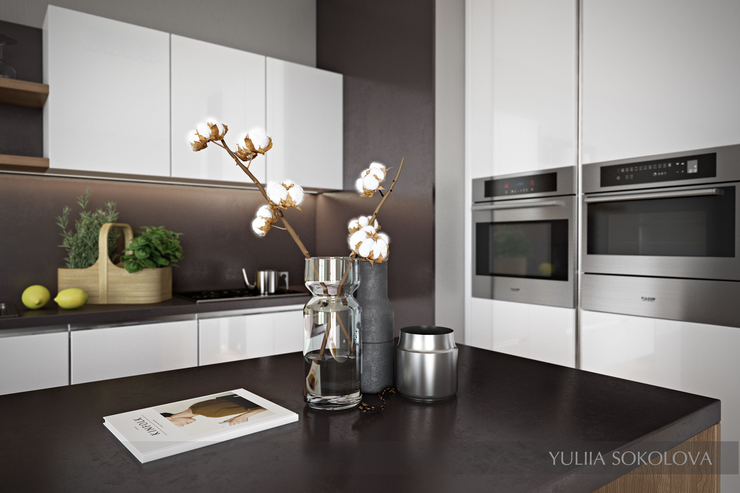family kitchen on behance with images family kitchen small u shaped kitchens kitchen on u kitchen interior id=40082