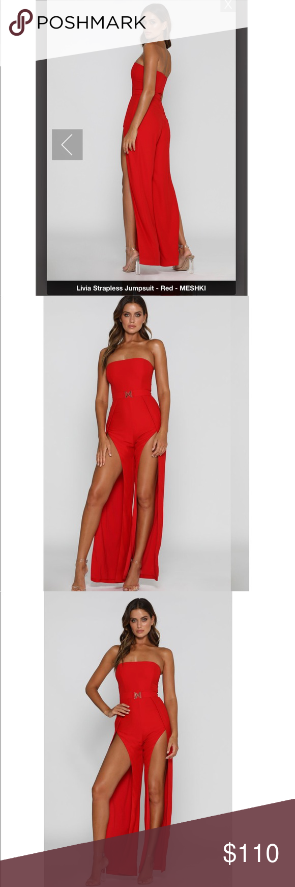 134920f56c NWT - Amazing Meshki Jumpsuit - HEAD TURNER! 😻💃 Bought this in black and