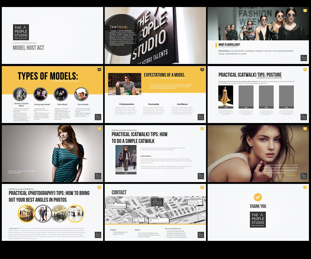 PowerPoint Design by Creative Youngers for We need a PowerPoint to ...