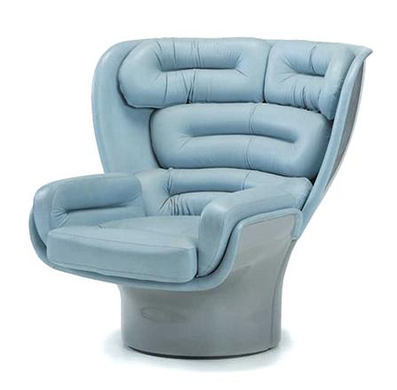 Fauteuil Relax De Luxe Colombo.Luxury Furniture Joe Colombo Elda Chair 1963 Futuristic