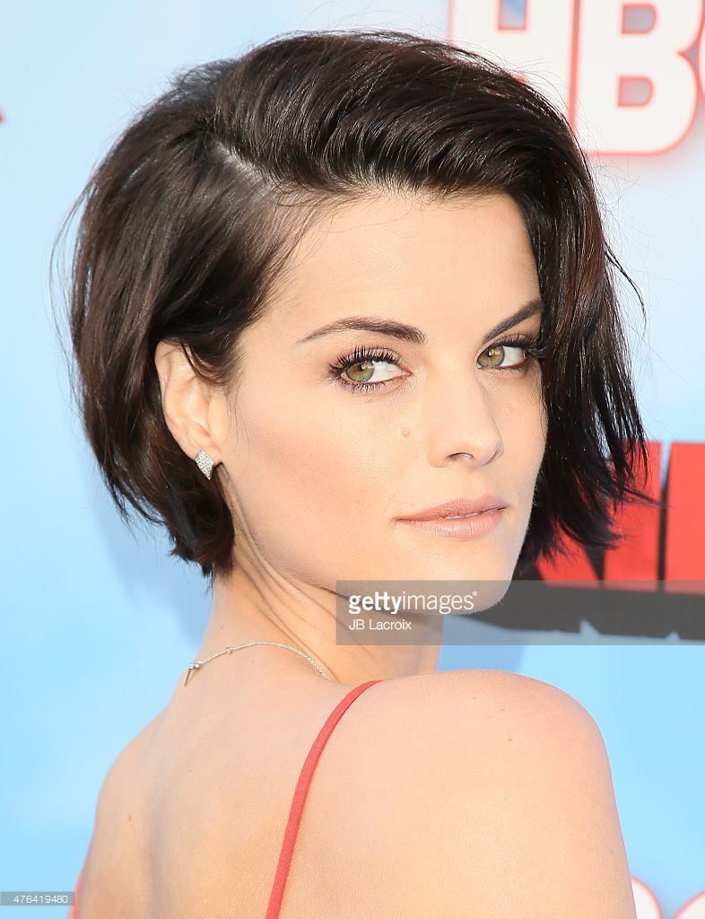 Actress Jaimie Alexander arrives at the Premiere o