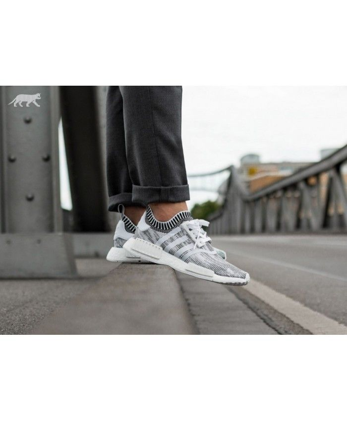 the latest 7d2f9 f5f4c Adidas Nmd R1 Pk Ftwr White Ftwr White Core Black sale uk