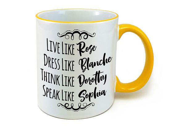 Download Golden Girls Live Like Rose Dress Like Blanche Think Like ...
