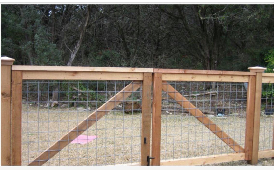 Pin by chicken coop master on chicken coop homemade for Homemade fence ideas
