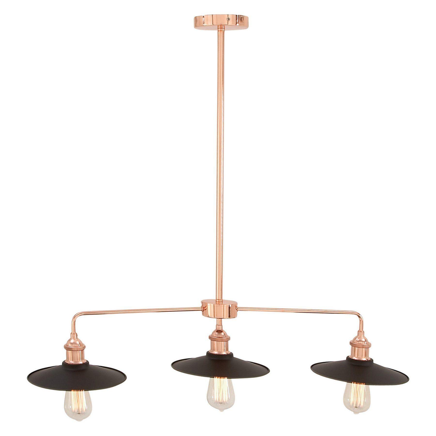 DecMode Industrial Pendant Light - 59274