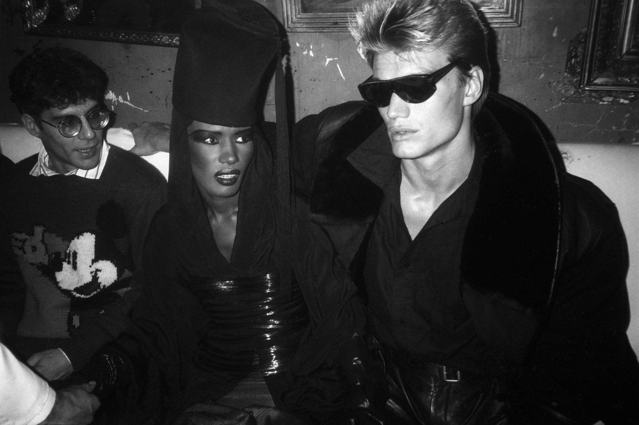 Grace Jones & Dolph Lundgren | Couples | Pinterest