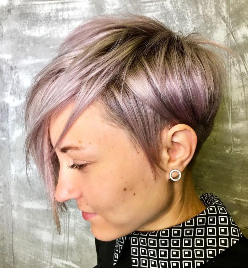 44 Brilliant Edgy Pixie Hairstyles For Active Women