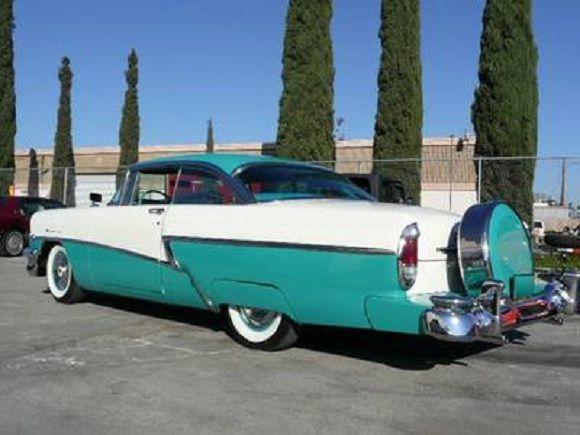 1956 Mercury Montclair With Images Mercury Cars Classic Cars