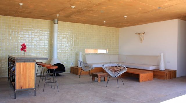 Todos Santos Houses by Gracia Studio