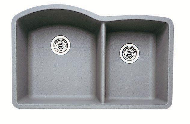 Blanco 440178 421 Composite Kitchen Sinks Undermount Kitchen Sinks Sink
