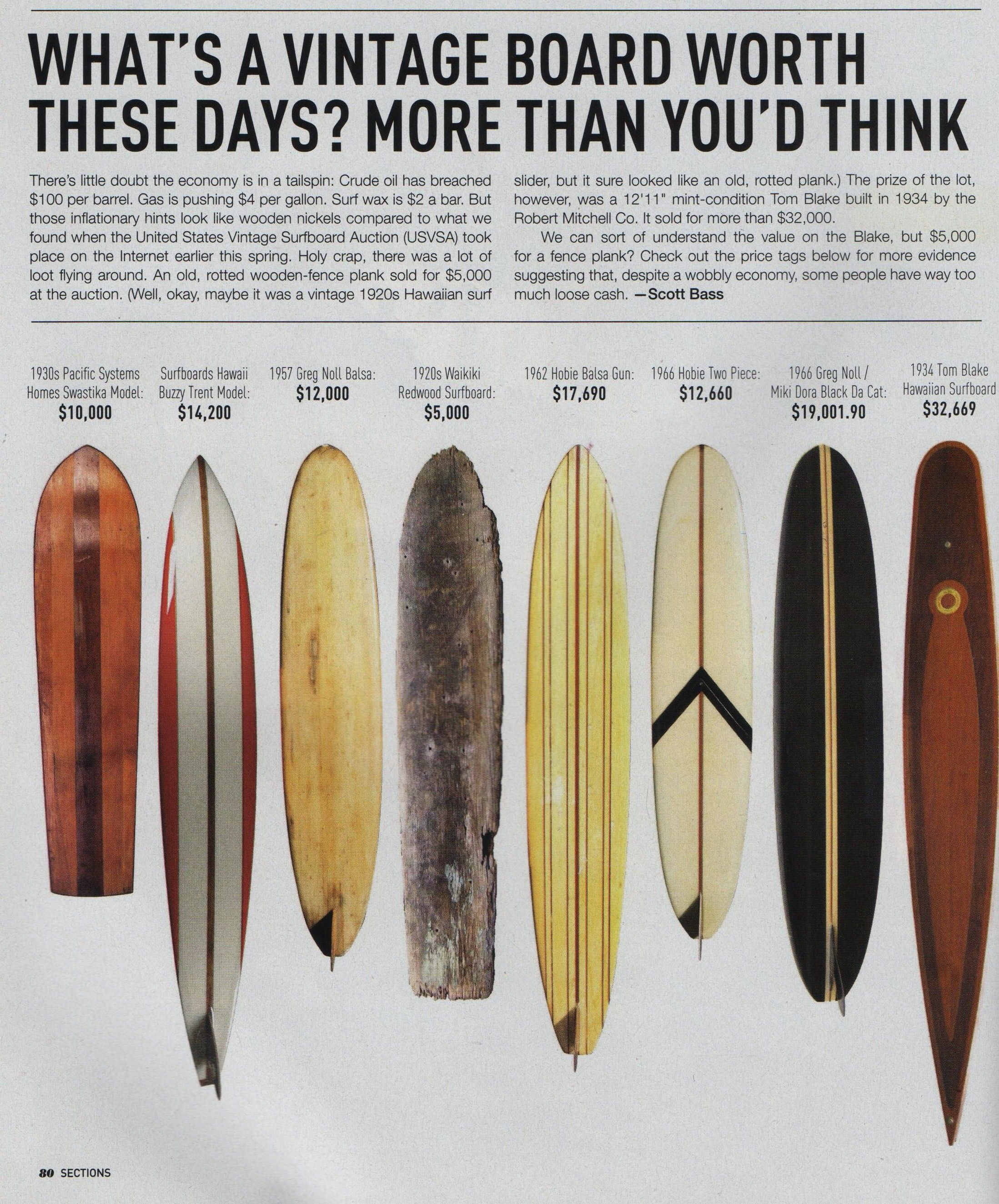 Vintage Surfboard Values Surfing A Collection Of Old Photos Ads