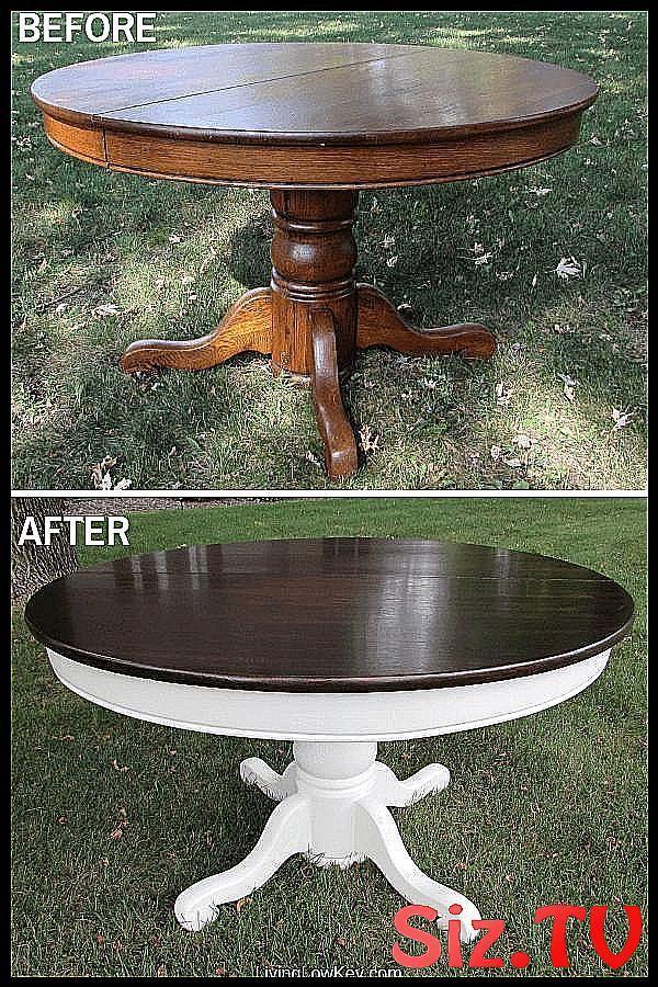 DIY Farmhouse Table Turn Your Table Into A Farmhou