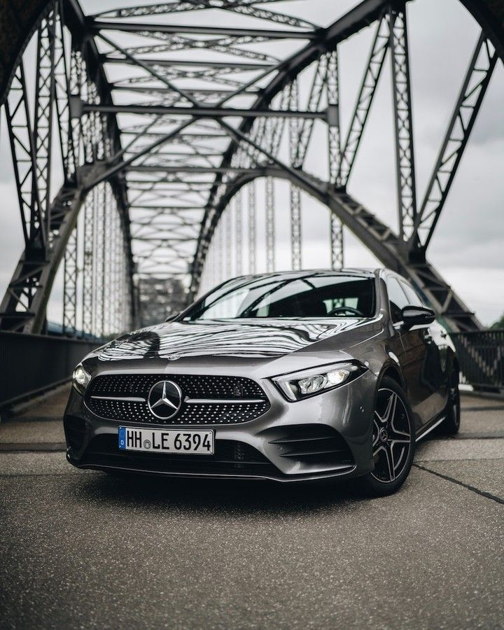 """Mercedes-Benz On Instagram: """"Striking A Pose. The New A"""