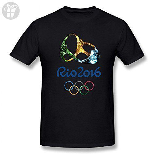 711f582e5ffb1 BMWW Boy's&Girl's Rio 2016 Summer Olympics Logo Youth Cotton T Shirt ...