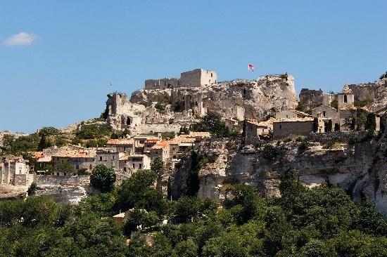 Chateau Des Baux De Provence Vacation France France Travel Provence France