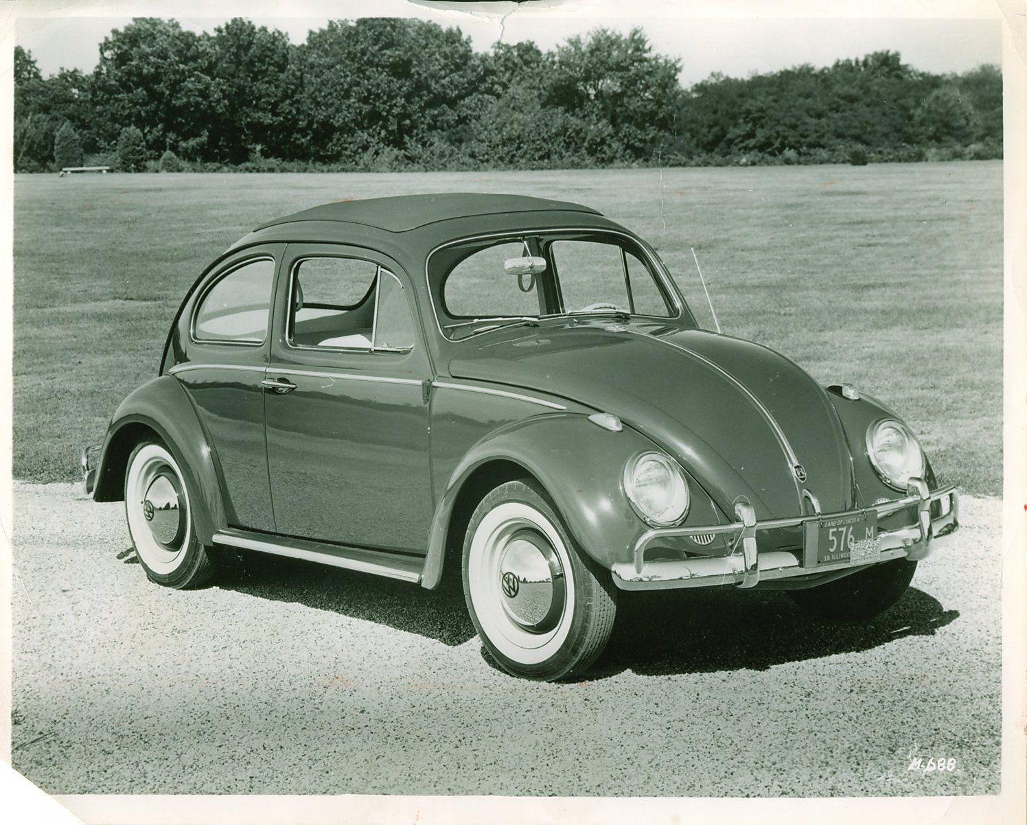 Thesamba Com Vw Archives Press Photos Type 1 Vw Beetle Classic Volkswagen Beetle Vintage Volkswagen