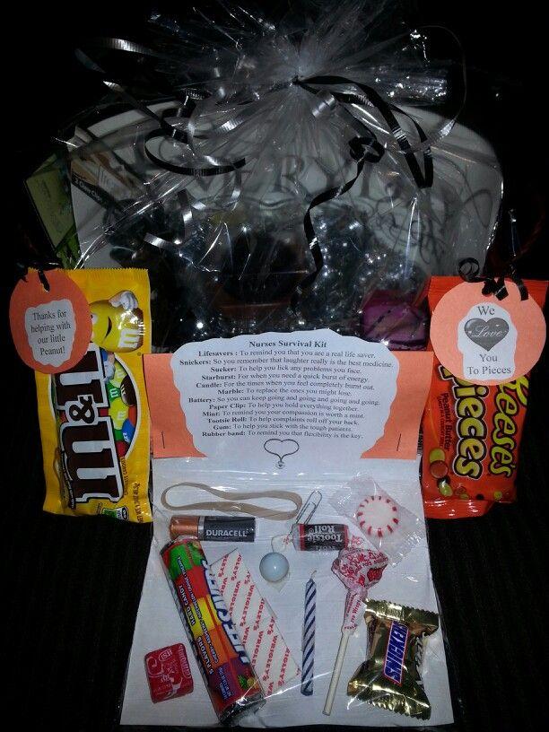 Nurse appreciation gifts (With images)   Nurse ...