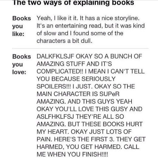You can ask my friends and family that this is how I was every time I talked about the maze runner series cause I freakin love it