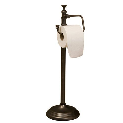 Marvin Oil Rubbed Bronze Freestanding Toilet Paper Holder Bronze Toilet Paper Holder Toilet Paper Holder Stand Toilet Paper Holder