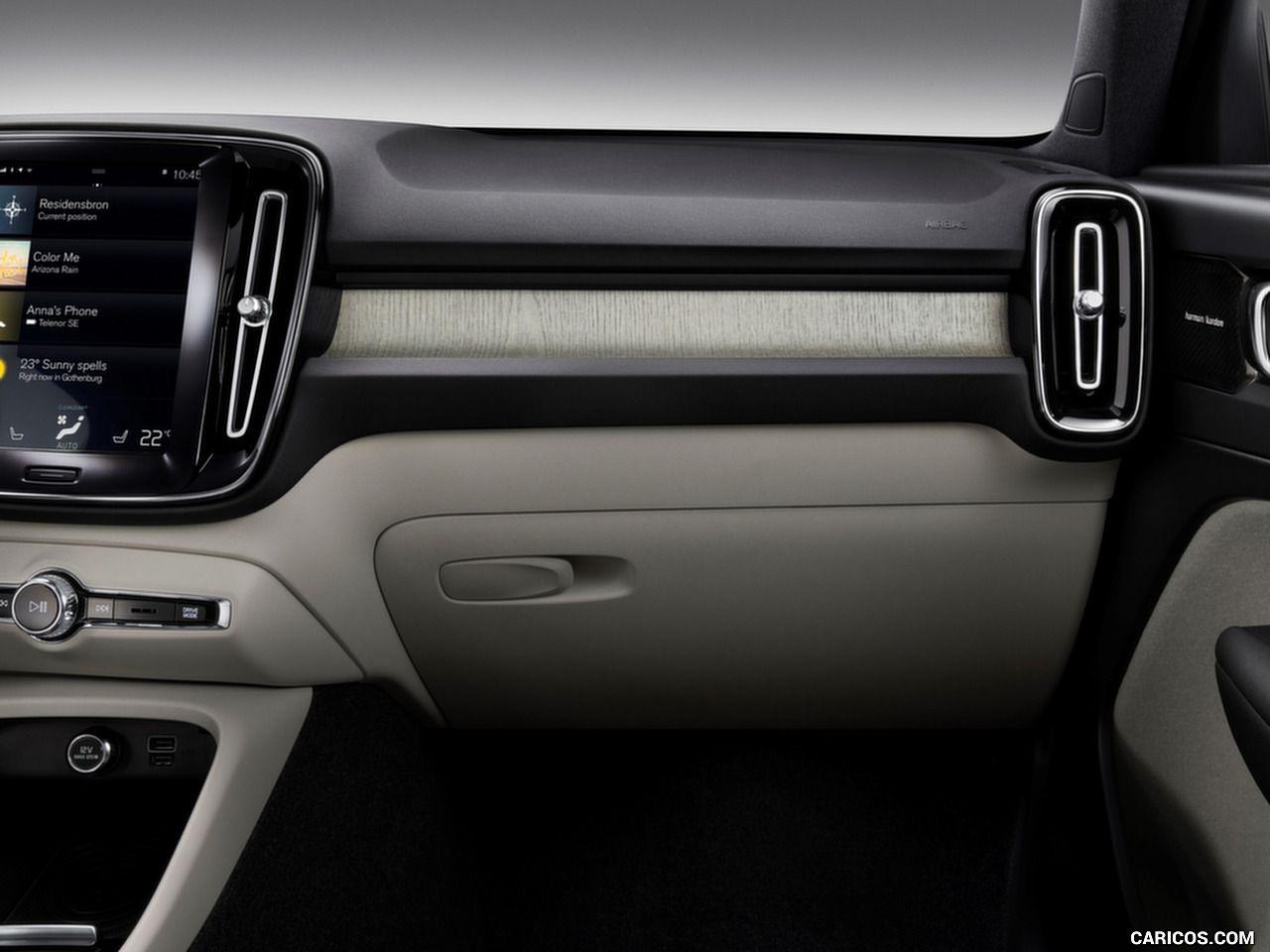 2019 Volvo Xc40 Inscription Wallpaper Volvo Car Interior Design
