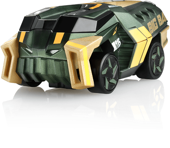 Battle and Race Robotic Supercars Anki OVERDRIVE (With