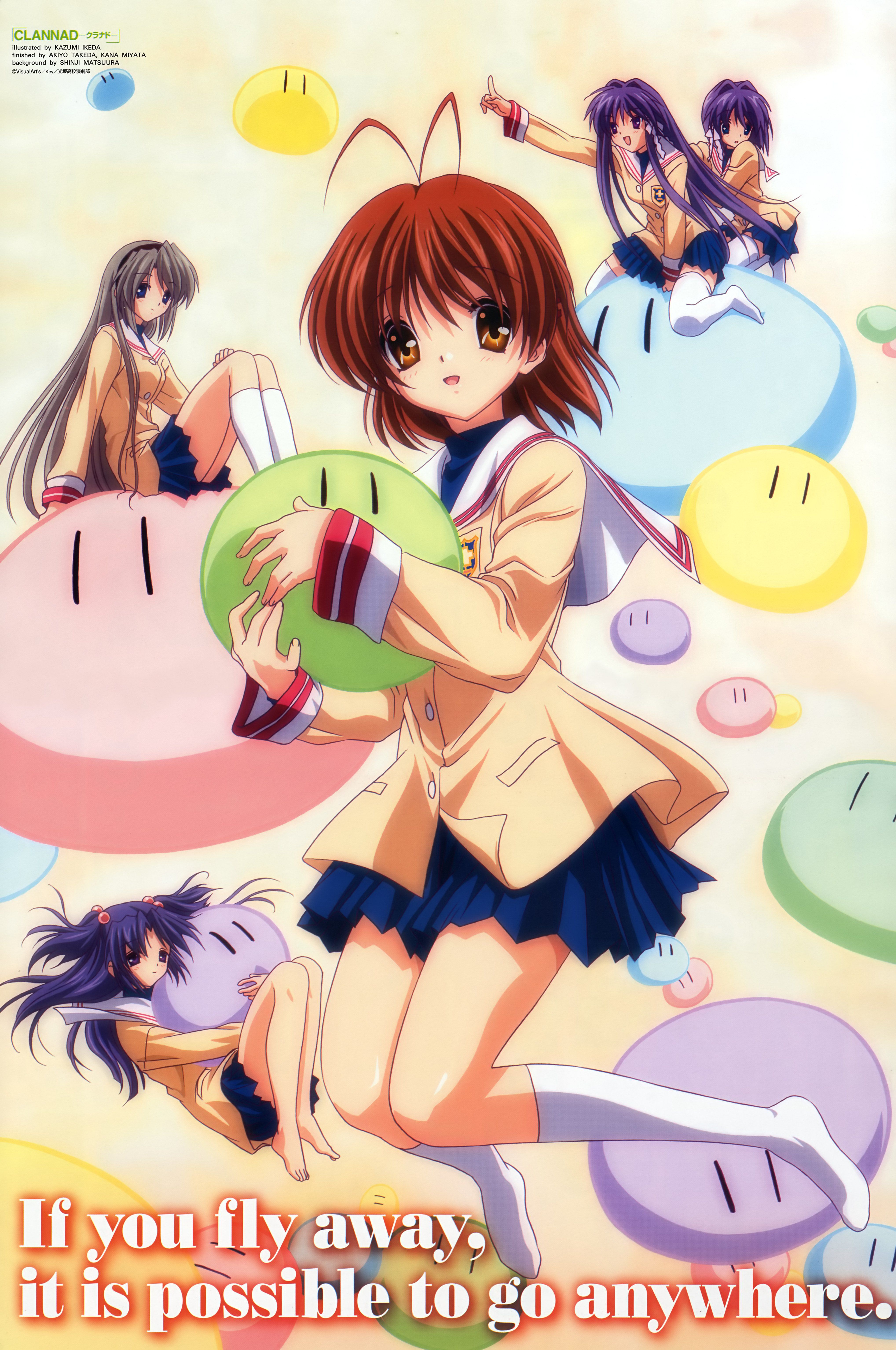 CLANNAD Best Anime Ever