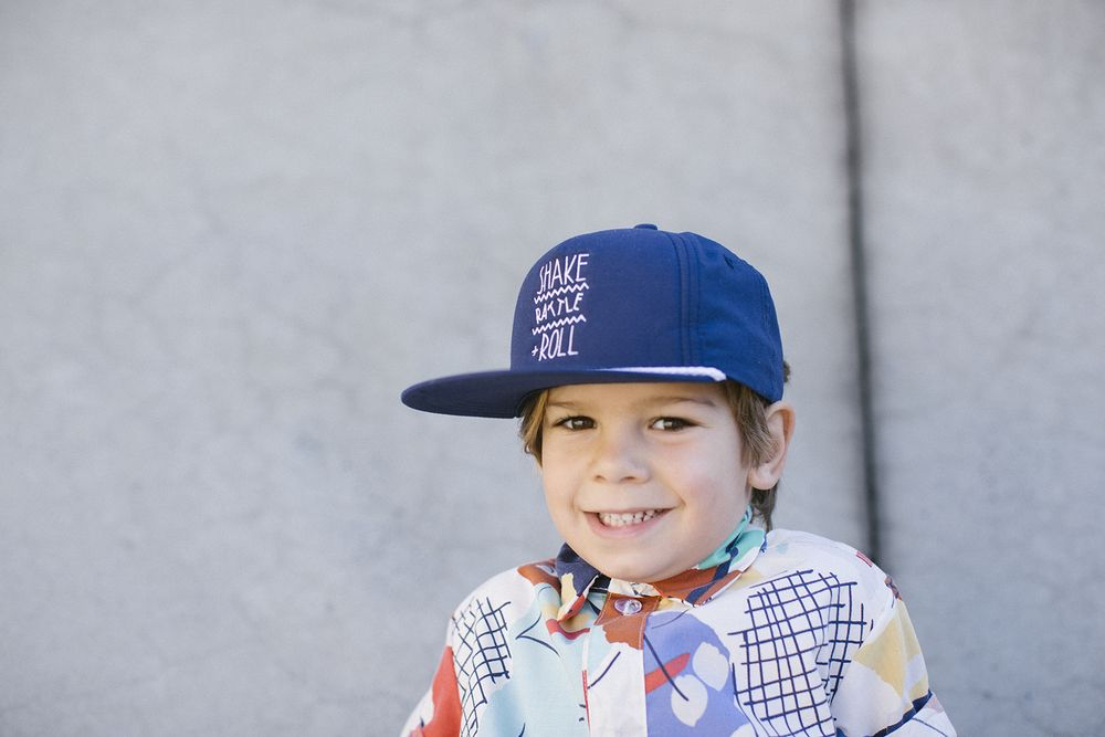 Hat Harvest 2015 #alfiechildrensapparel #shakerattleandroll #truckercap #partyshirt #kidsfashion  Photography by Jenna Agius