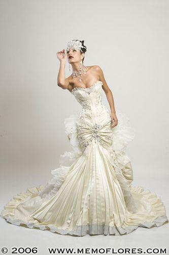 diseñador alberto rodriguez   nupcial   pinterest   vestido de noiva
