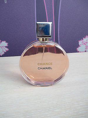 CHANEL CHANCE 100ml eau de parfum NEW https://t.co/CoVz04K6JL https://t.co/ZJGl6TtHVQ