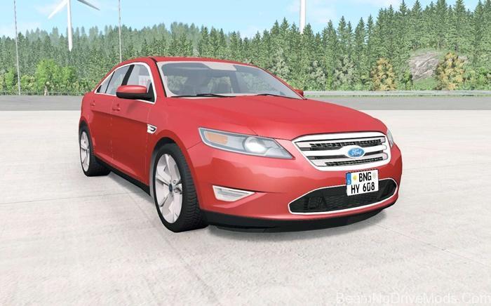 Beamng Ford Taurus Sho 2010 Beamng Drive Mods Download In 2021 Ford Taurus Sho Taurus Ford