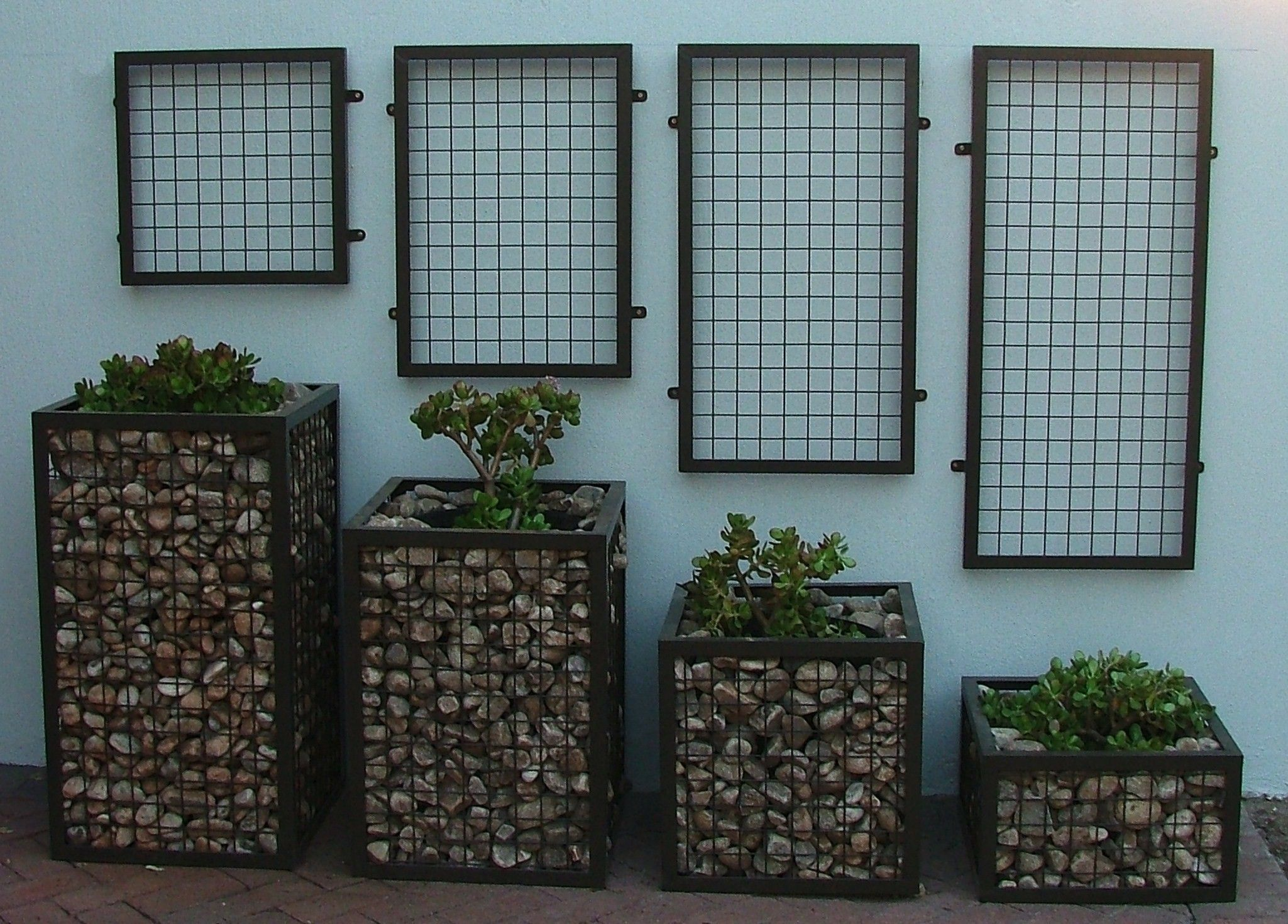 Gabion Walls - What They Are And How To Use Them In Your Landscape ...