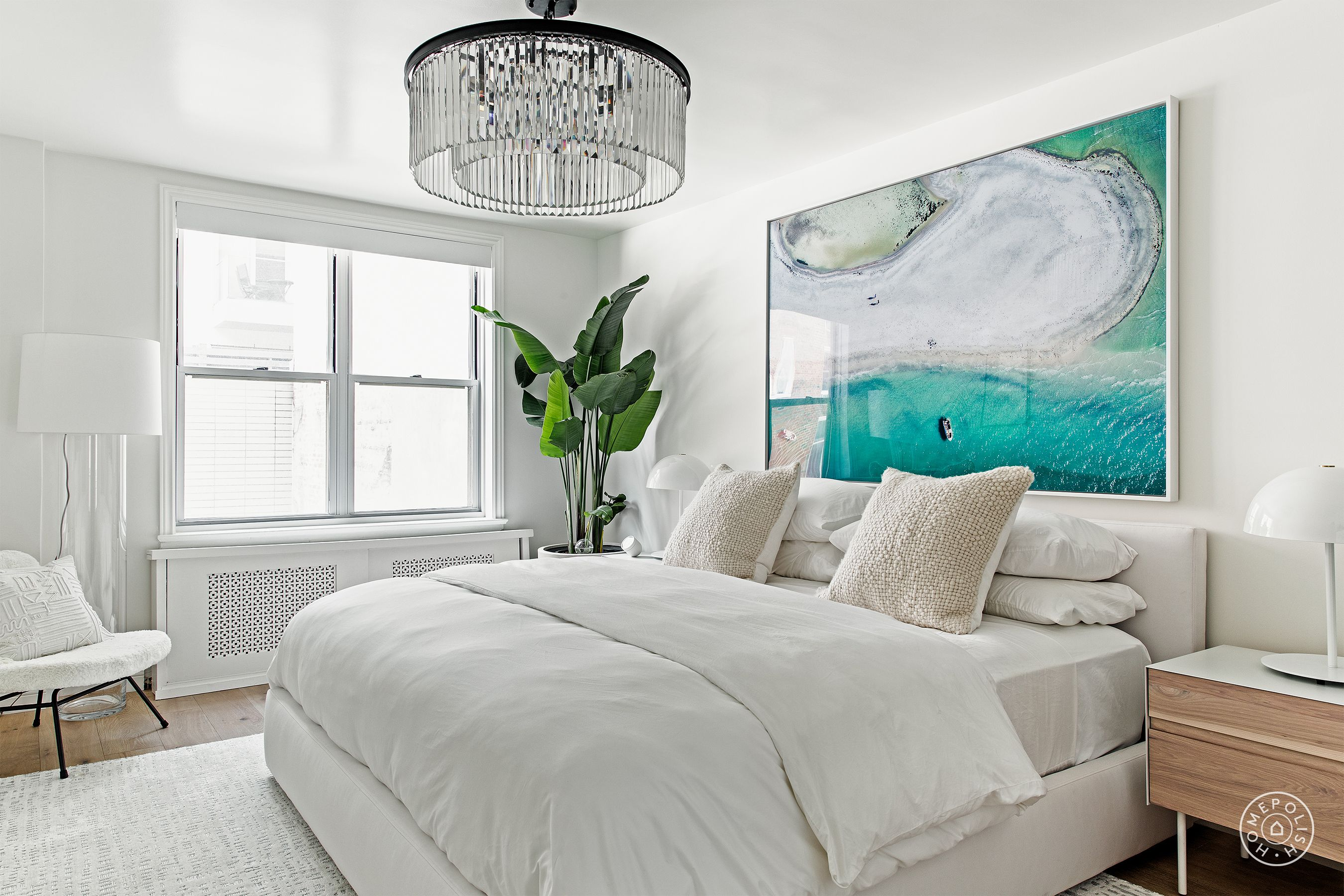 A Gorgeous Grey Toned Greenwich Village Apartment With Images