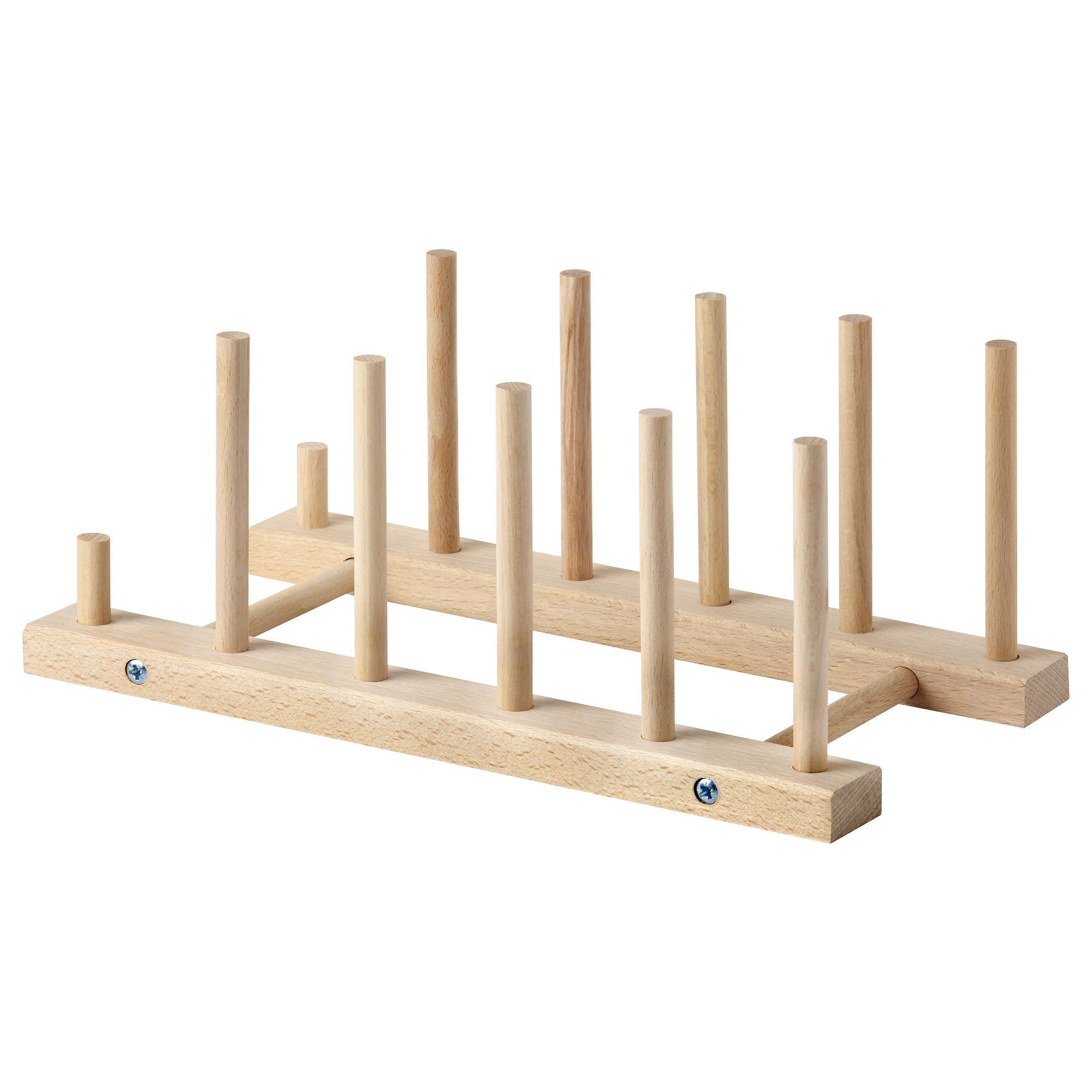 Ikea Küche Montage Video Nyplockad Plate Holder Beech In 2019 Plate Holder Ikea