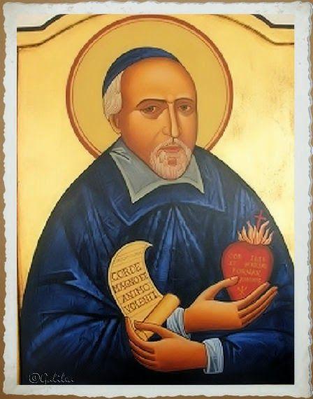 Jesús el Tesoro Escondido: San Juan Eudes, 19 de Agosto